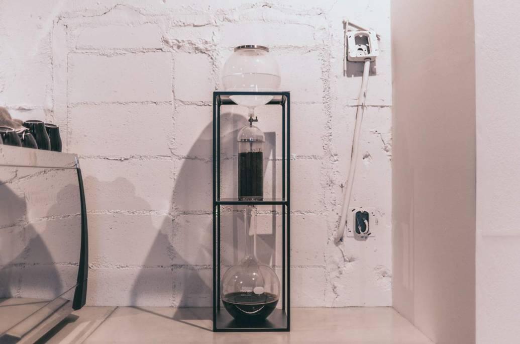 こだわりのコールド・ブリュー水出しコーヒー