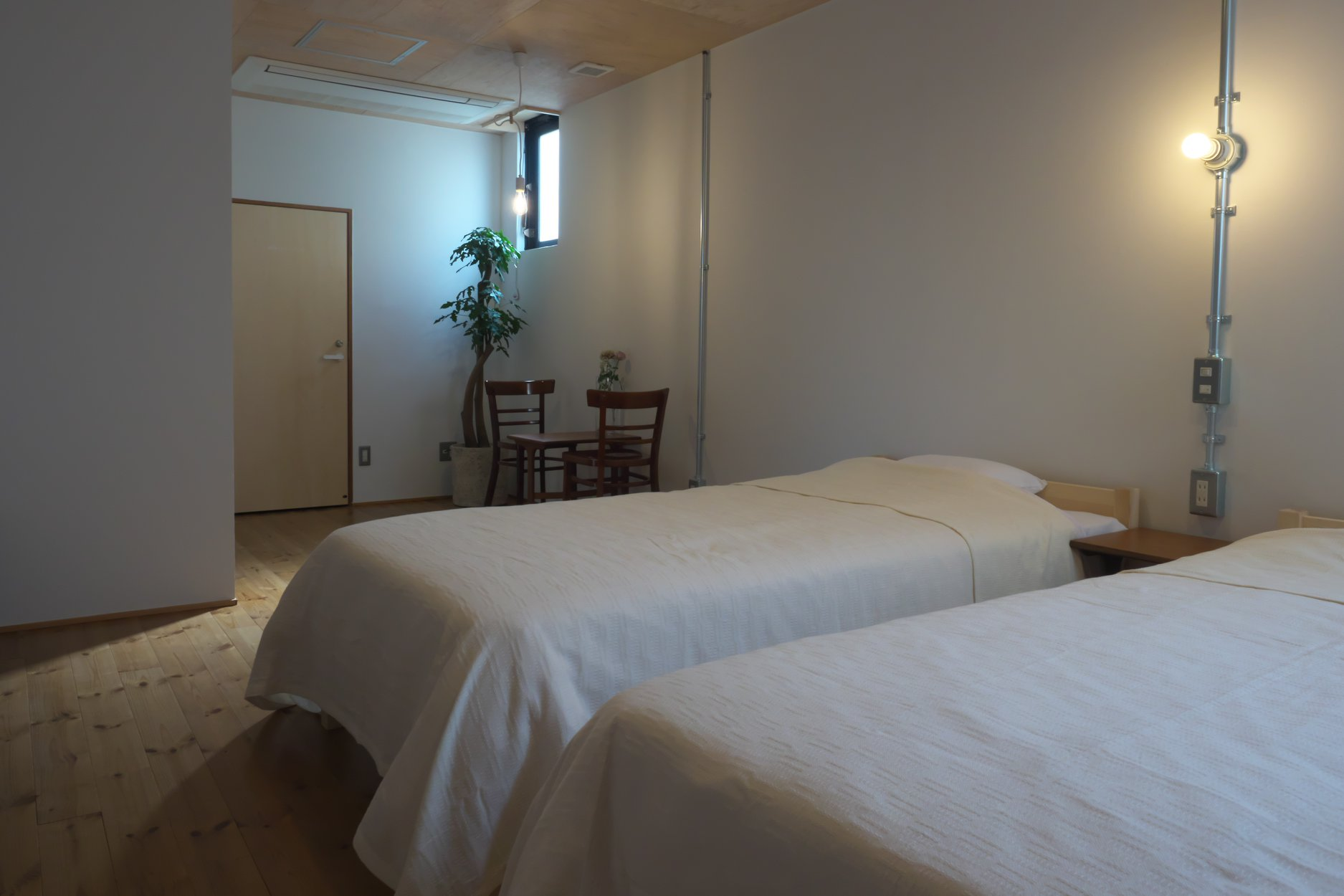3F宿泊スペース(個室)