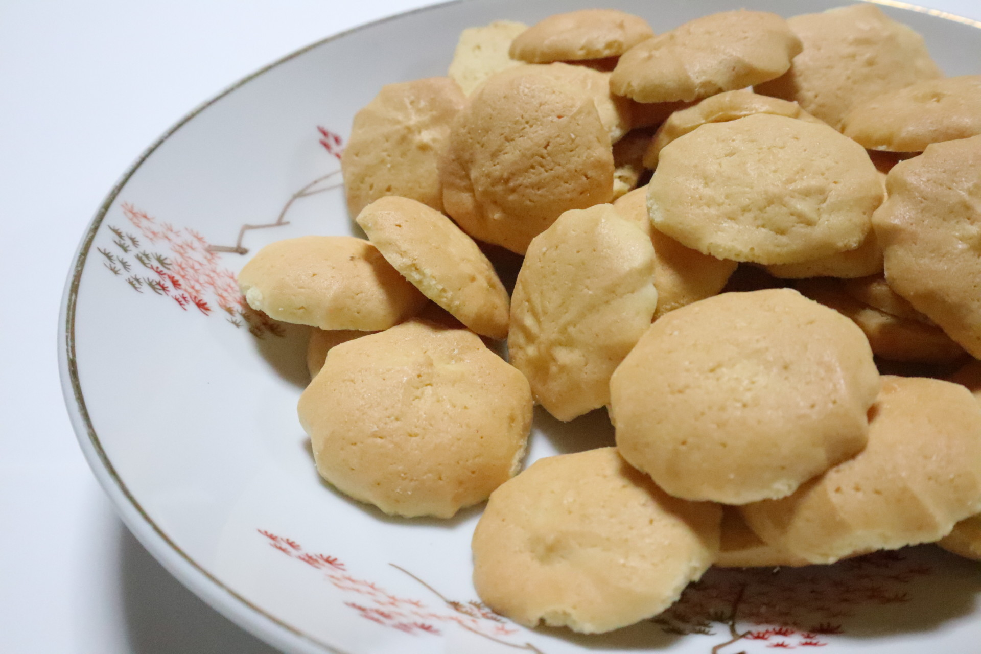サクッとさわやかとろけるクッキー