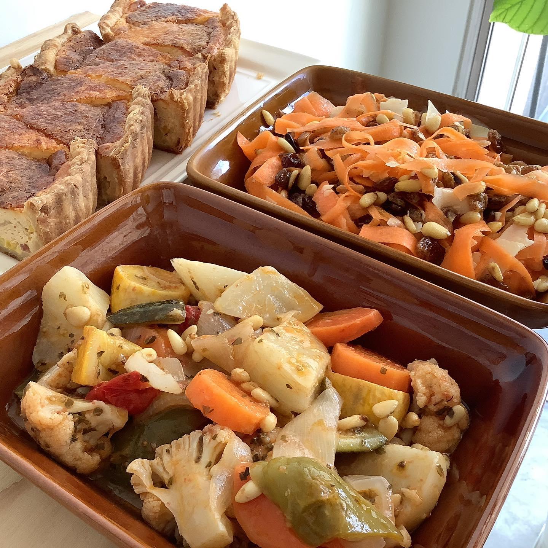 イタリアンのお惣菜各種