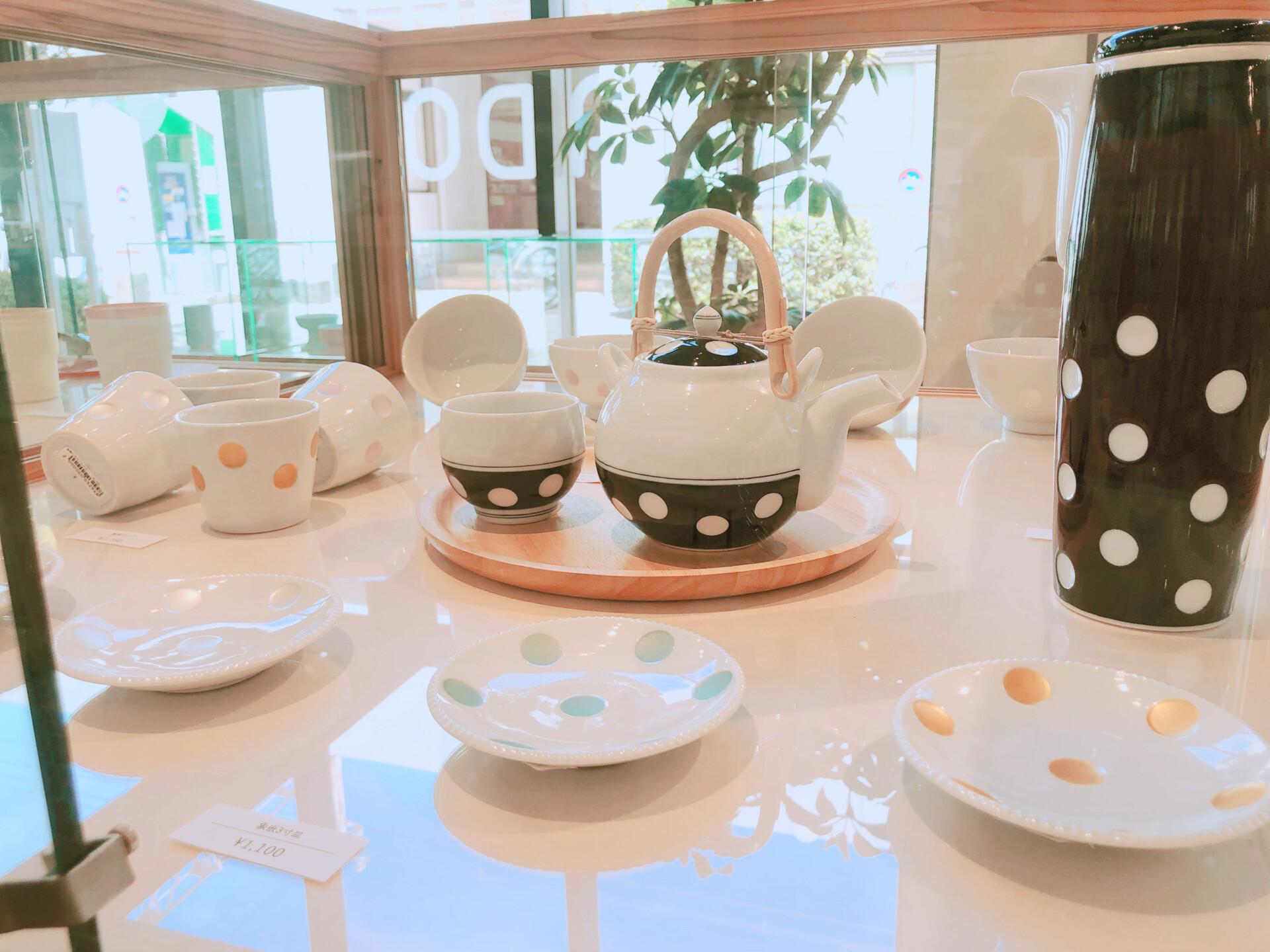 副千製陶所の器の数々 (税込1,100円〜)
